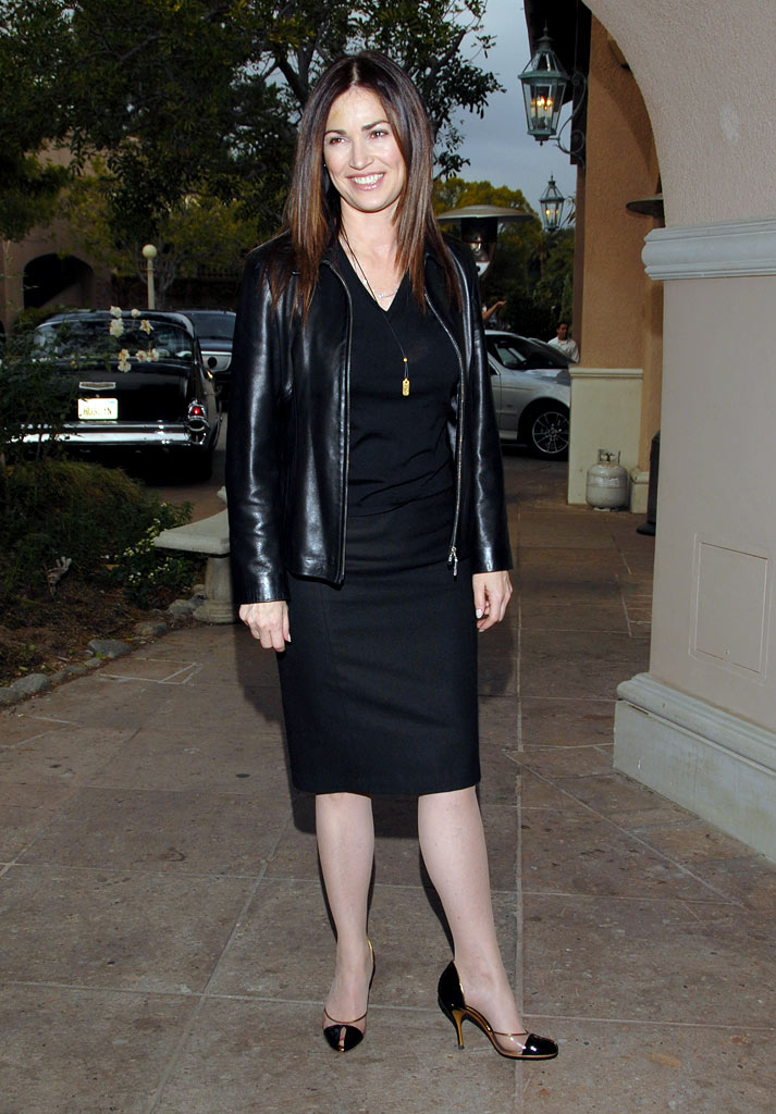 Kim Delaney at the 2007 Winter TCA Press Tour in Pasadena, California on January 11, 2007.