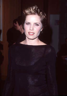 Premiere: Kim Dickens at the Beverly Hills premiere of Universal's Mercury Rising - 4/1/1998