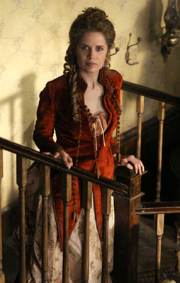 Kim Dickens HBO's Deadwood