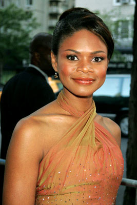 Premiere: Kimberly Elise at the New York premiere of Paramount Pictures' The Manchurian Candidate - 7/19/2004