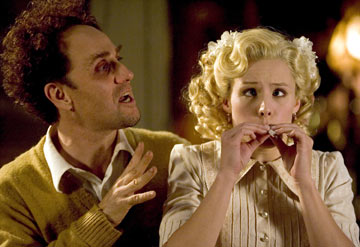John Kassir and Kristen Bell Showtime's Reefer Madness