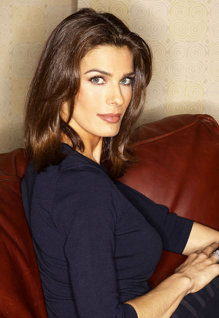 Kristian Alfonso stars in Days Of Our Lives on NBC.
