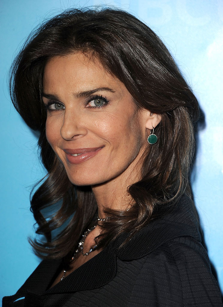 "Kristian Alfonso (""Days of Our Lives"") attends the 2012 NBC Universal Winter TCA All-Star Party at The Athenaeum on January 6, 2012 in Pasadena, California."