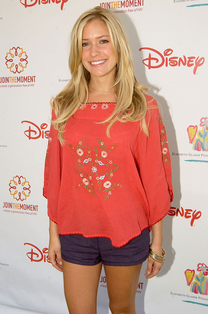 Kristin Cavallari  arrives at the A Time for Heroes Celebrity Carnival Sponsored by Disney, benefiting the Elizabeth Glaser Pediatric AIDS Foundation, held at Wadsworth Theater on June 7, 2009 in Los Angeles, California.