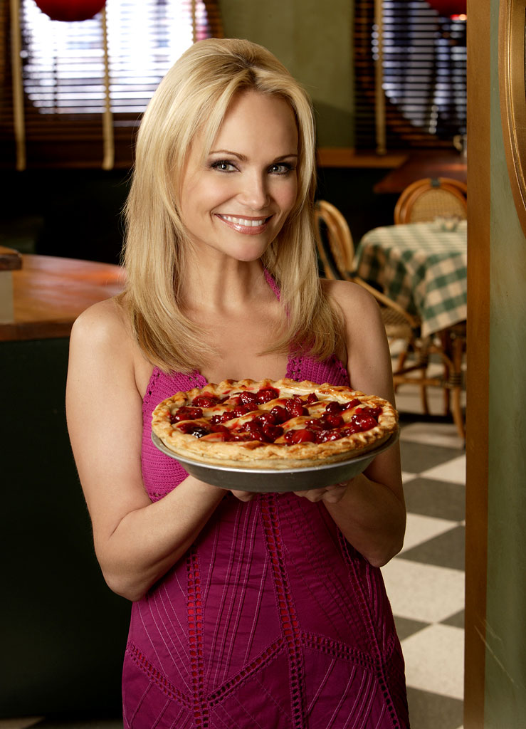 Kristin Chenoweth stars as Olive in Pushing Daisies.