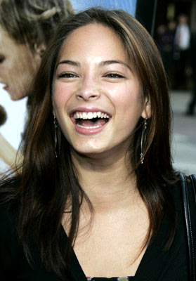Premiere: Kristin Kreuk at the Los Angeles premiere of New Line's The Notebook - 6/21/2004
