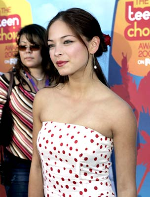 Kristin Kreuk The 2004 Teen Choice Awards on Fox