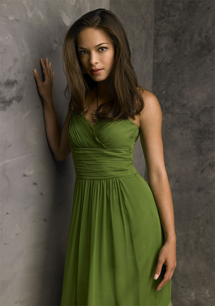 Kristin Kreuk stars as Lana Lang in Smallville on the CW.