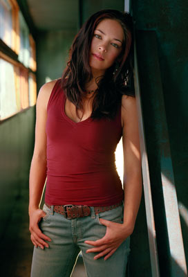 Kristin Kreuk The WB's Smallville
