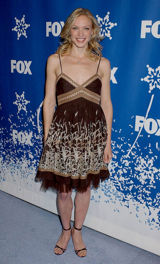Kristin Lehman at the 2007 Fox All-Star Winter TCA Party.