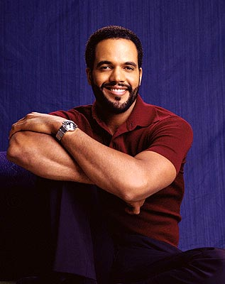"Kristoff St. John as Neil Winters CBS's ""The Young & The Restless"""