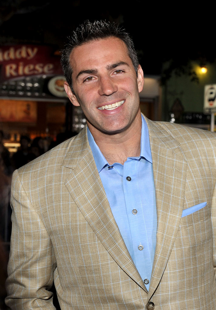"Football player Kurt Warner competes on Season 11 of ""Dancing With the Stars."""