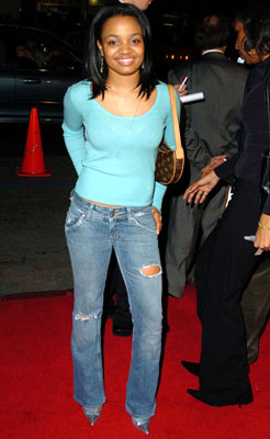 Premiere: Kyla Pratt at the Hollywood premiere of Paramount Pictures' Coach Carter - 1/13/2005