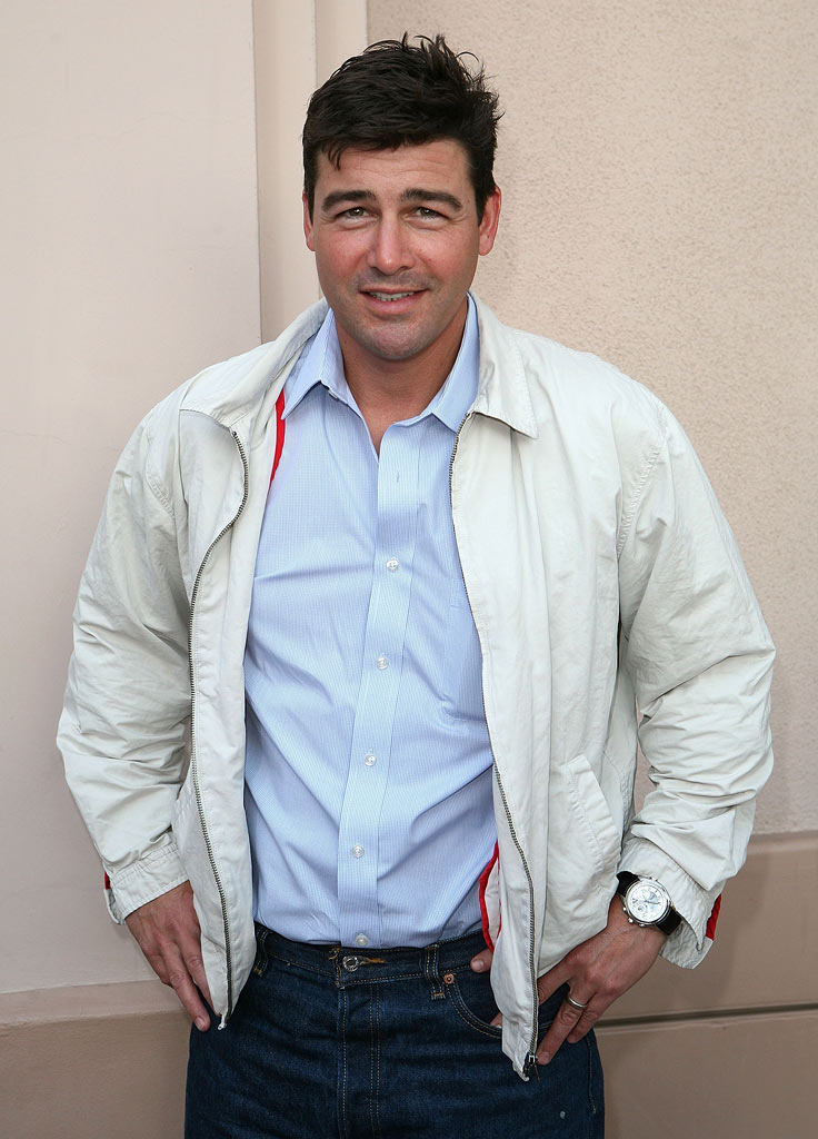 Kyle Chandler attends NBC's 'Friday Night Lights' photo call at the Leonard H. Goldenson Theatre on June 12, 2007 in North Hollywood, California.