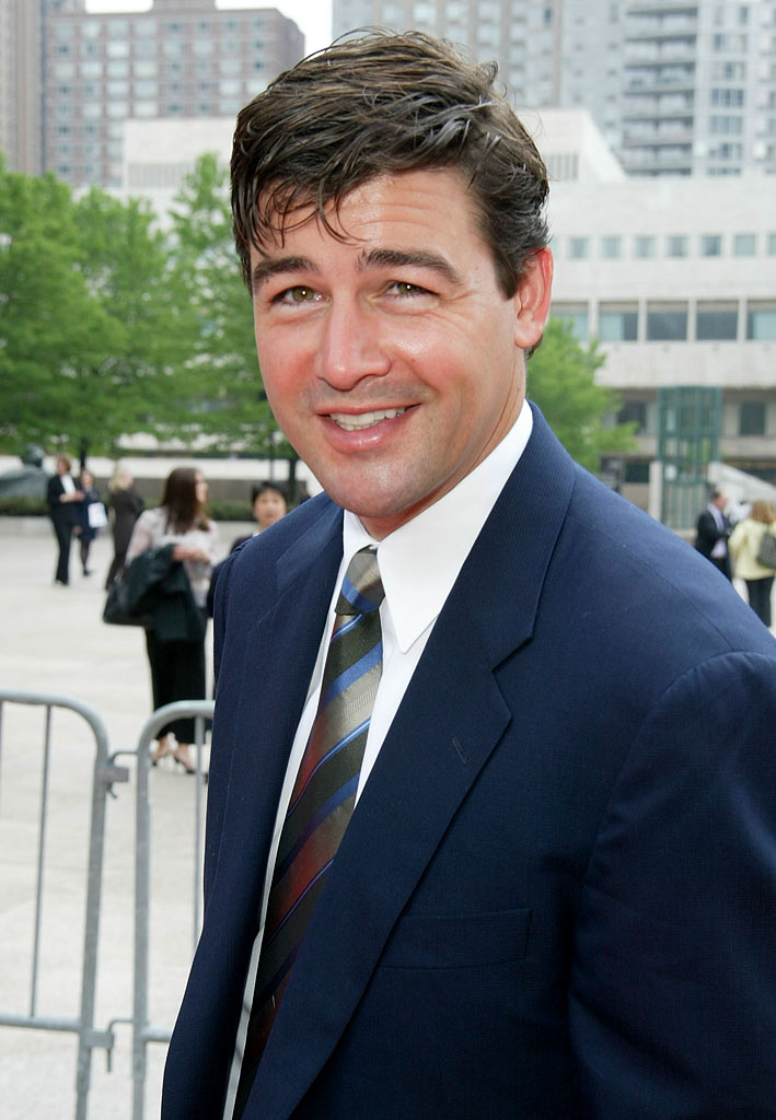 "Kyle Chandler from the show ""The Lyon's Den"" attends the ""NBC Upfront"" preview of the 2003/2004 television lineup at the Metropolitan Opera at Lincoln Center May 12th , 2003 in New York City."