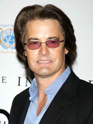 Kyle MacLachlan The Interpreter premiere - Tribeca Film Festival April 19, 2005 - New York, NY