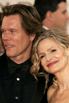 Kevin Bacon and Kyra Sedgwick 63rd Annual Golden Globe Awards - Arrivals Beverly Hills, CA - 1/16/06