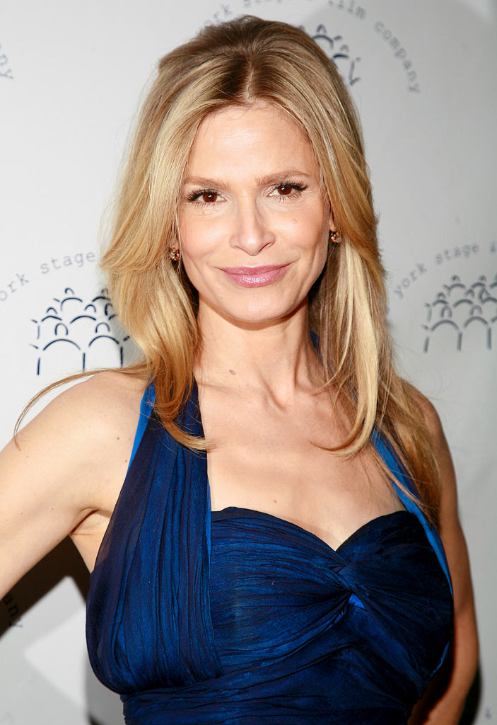 Kyra Sedgwick attends the 2008 New York Stage and Film Gala at Capitale on November 10, 2008 in New York City.
