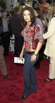 Premiere: Lacey Chabert at the Westwood premiere of Warner Brothers' American Outlaws - 8/14/2001