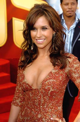 Lacey Chabert MTV Movie Awards 2005 - Arrivals Los Angeles, CA - 6/4/05