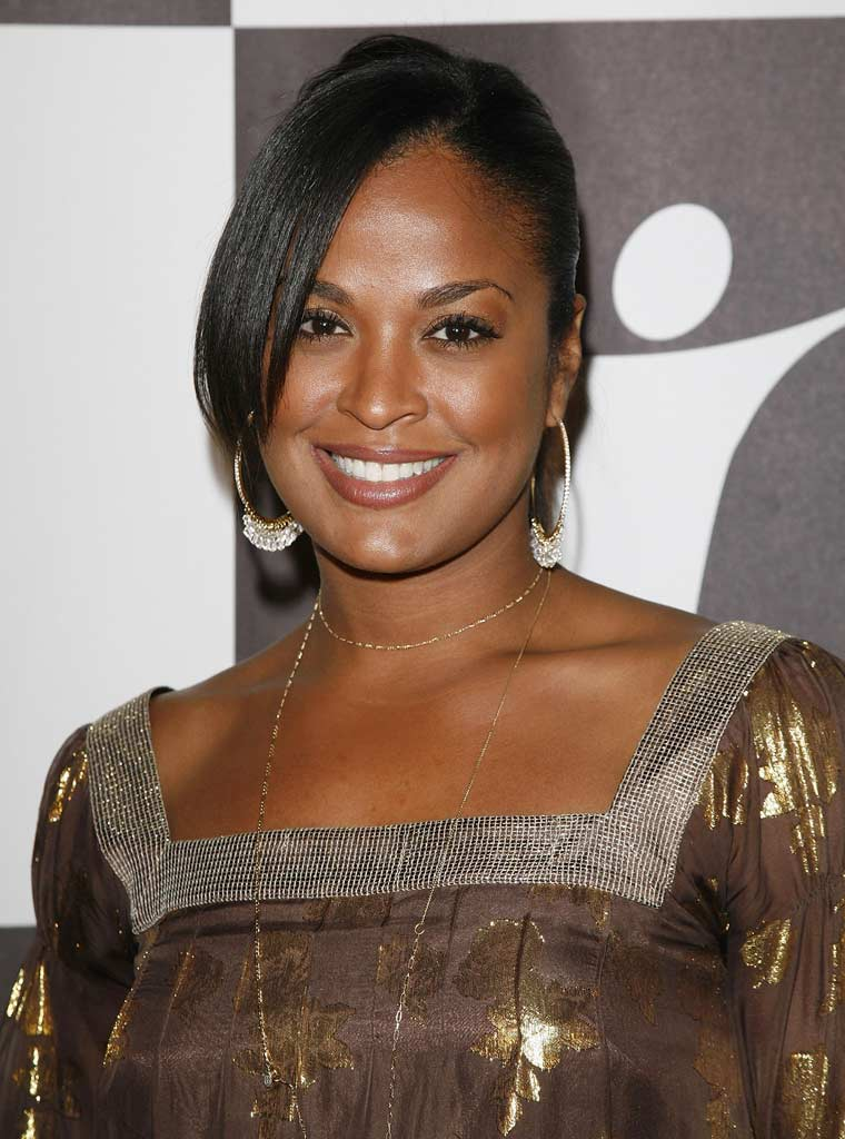 Laila Ali  arrives at Big Brothers, Big Sisters Annual Rising Stars Gala 2007.