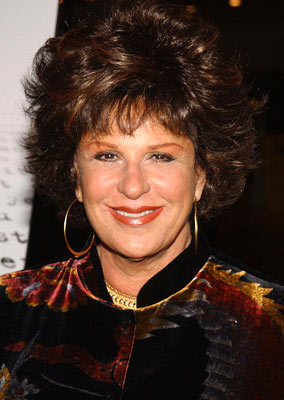 Premiere: Lanie Kazan at the Westwood premiere of Fox Searchlight's Kinsey - 11/8/2004 Lainie Kazan