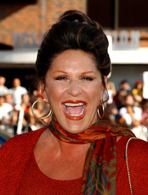 Premiere: Lainie Kazan at the LA premiere of Gigli - 7/27/2003