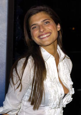 Premiere: Lake Bell at the LA premiere of Focus' Eternal Sunshine of the Spotless Mind - 3/9/2004