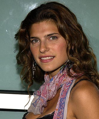 Premiere: Lake Bell at LA premiere of The School of Rock - 9/24/2003