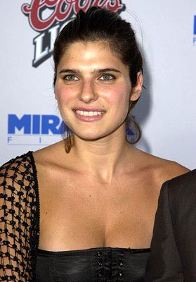 Premiere: Lake Bell at the Beverly Hills premiere of Miramax's Full Frontal - 7/23/2002