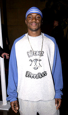 Premiere: Lamont Bentley at the Hollywood premiere of Lions Gate's The Wash - 11/12/2001