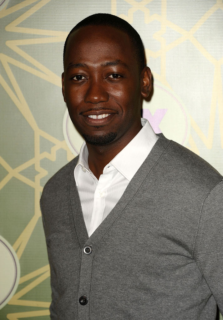 "Lamorne Morris (""New Girl"") attends the 2012 Fox Winter TCA All-Star Party at Castle Green on January 8, 2012 in Pasadena, California."