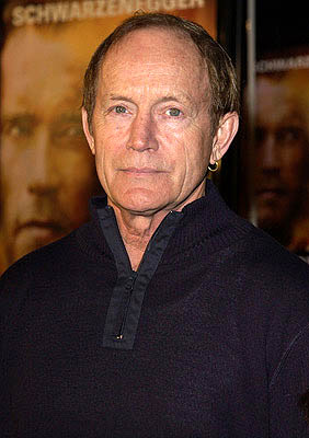Premiere: Lance Henriksen at the Westwood premiere of Collateral Damage - 2/4/2002