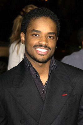 Premiere: Larenz Tate at the LA premiere of New Line's A Man Apart - 4/1/2003