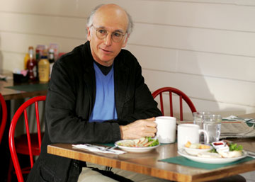 Larry David HBO's Curb Your Enthusiasm