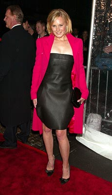 Premiere: Laura Allen at the New York premiere of Revolution's Mona Lisa Smile - 12/10/2003