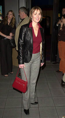 Premiere: Laura Innes at the Hollywood premiere for Lot 47's Scotland, PA - 2/4/2002