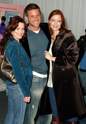 Premiere: Laura Leighton, Doug Savant and Marcia Cross at the LA premiere of The Weinstein Company's Transamerica - 11/6/2005