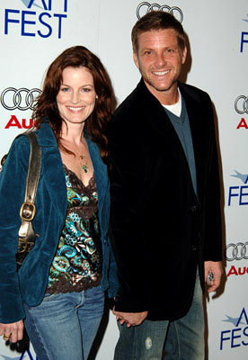 Premiere: Laura Leighton and Doug Savant at the LA premiere of The Weinstein Company's Transamerica - 11/6/2005