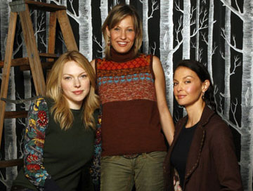 Laura Prepon, director Joey Lauren Adams and Ashley Judd Come Early Morning Portraits - 1/20/2006 2006 Sundance Film Festival
