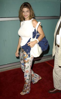 Premiere: Laura San Giacomo at the LA premiere of Paramount's Dickie Roberts: Former Child Star - 9/3/2003