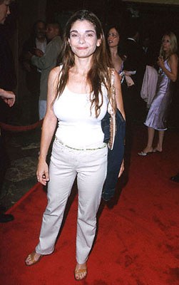 Premiere: Laura San Giacomo at the Mann's Village Theater premiere of Warner Brothers' The Perfect Storm - 6/26/2000