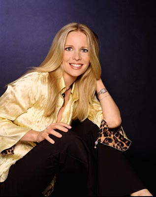"Lauralee Bell as Christine Blair Williams CBS's ""The Young & The Restless"""
