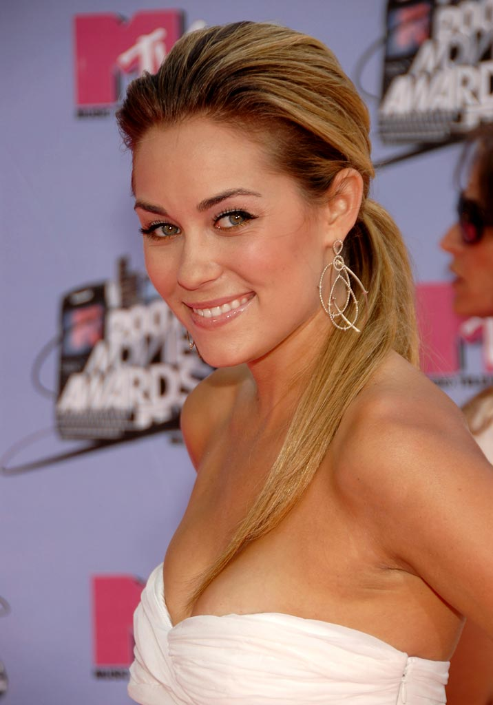 Lauren Conrad at the 2007 MTV Movie Awards.