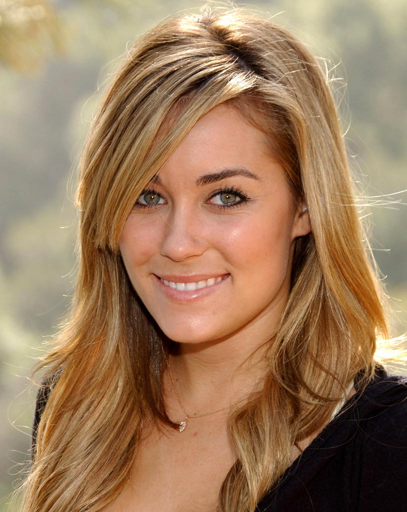 Lauren Conrad at the Environmental Media Association and E! Entertainment Television Tree Planting Event.