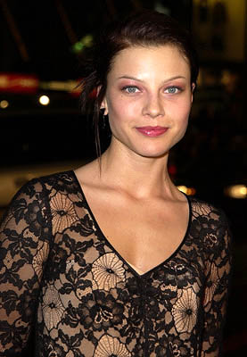 Premiere: Lauren German at the Hollywood premiere of A Walk To Remember - 1/23/2002