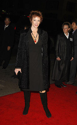 Premiere: Lauren Holly at the LA premiere of Warner Bros. Pictures' Firewall - 2/2/2006
