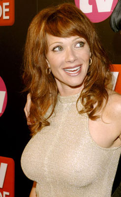 Lauren Holly TV Guide & Inside TV After Party Emmy Awards - 9/18/2005