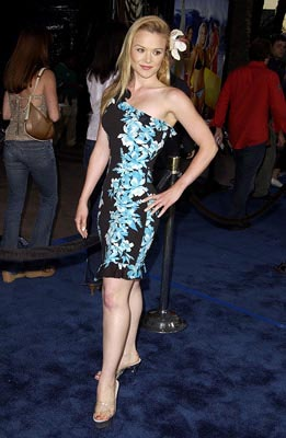 Premiere: Lauren Woodland at the LA premiere of Universal's Blue Crush - 8/8/2002