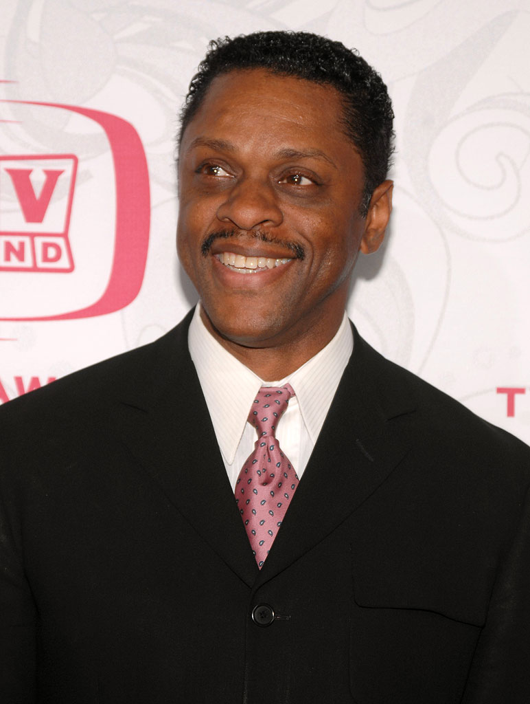 Lawrence Hilton-Jacobs at the 5th Annual TV Land Awards.